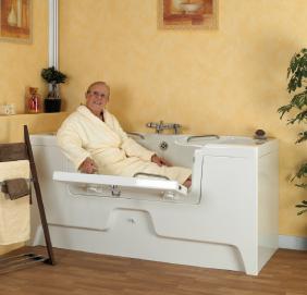 la baignoire serenity d ind pendance royale silver economie. Black Bedroom Furniture Sets. Home Design Ideas