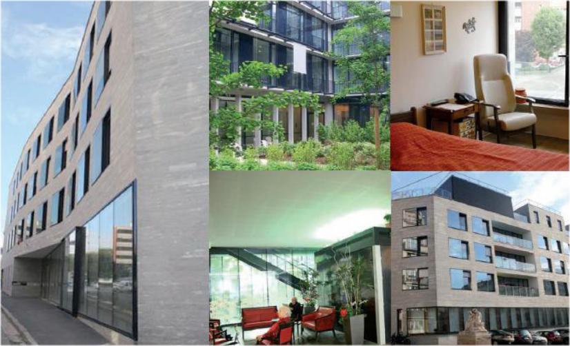 Ehpad lasserre issy inaugure une maison de retraite high for Architecture maison de retraite
