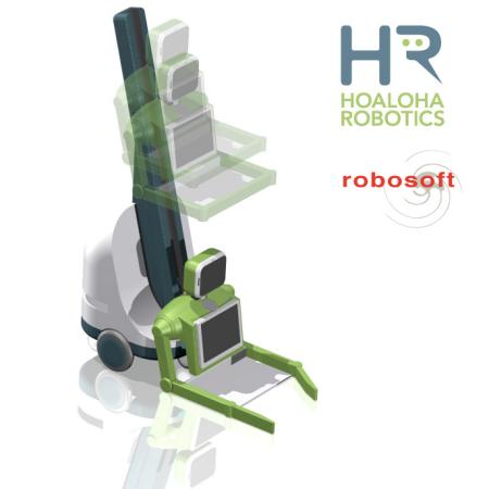 Alliance entre HOALOHA Robotics et Robosoft