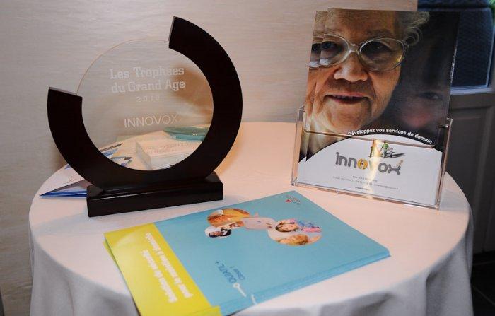 Innovox Lauréat des Trophées du Grand Âge