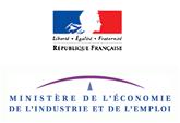 logo ministere economie industrie emploi
