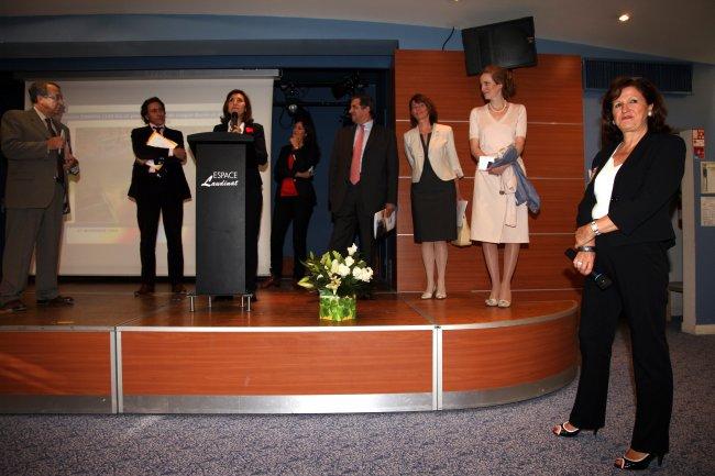 Inauguration les Magnolias, Discours de Nora Berra