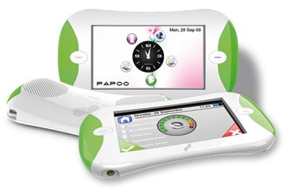 le Papoo Touch de la société Smartio