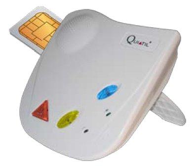 Quiatil Plus GPRS d'INTERVOX SYSTEMES