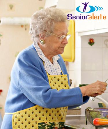 Téléassistance active Senioralerte