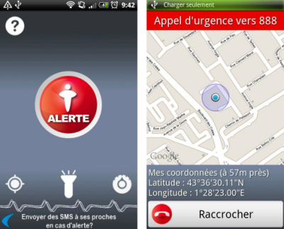 Téléassistance Mobile Alyacom