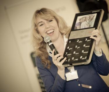 Eveline Pupeter Fellner - CEO Emporia Telecom