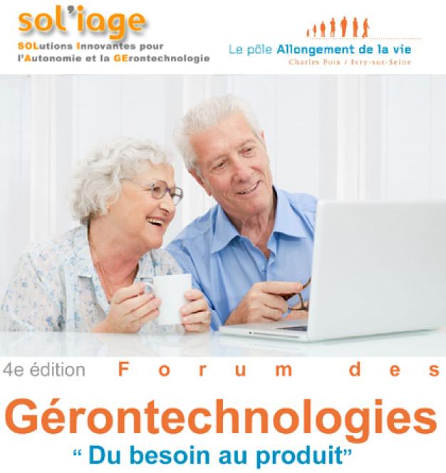 Forum des Gérontechnologies 2011
