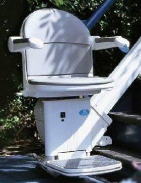 Handicare Monte-escaliers Minivator 1000 Extérieur
