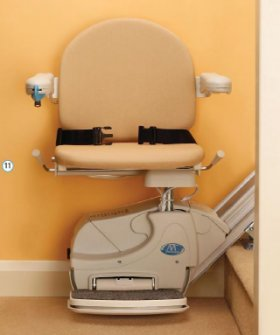 Handicare Monte-escaliers Minivator 950