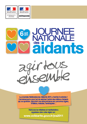 Journée Nationale des Aidants 2011