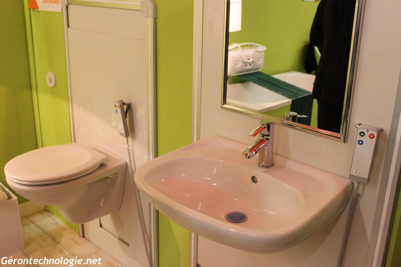 Aménagement de la salle de bain AAAHMI
