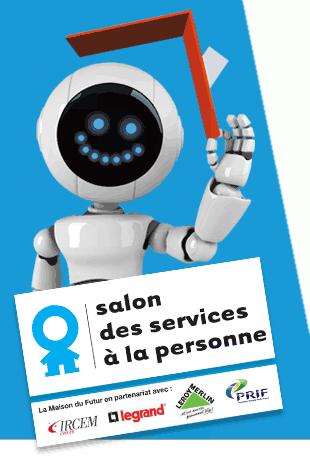La maison du Futur - Salon des Services à la Personne
