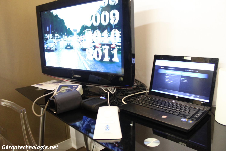 Le dispositif de télémédecine Télégéria