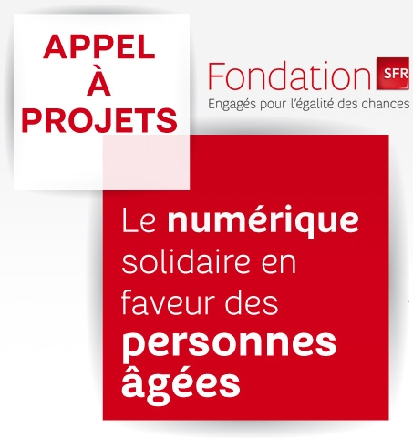 Appel à Projets Fondation SFR