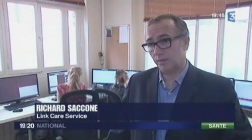 Richard Saccone de Link-care-services