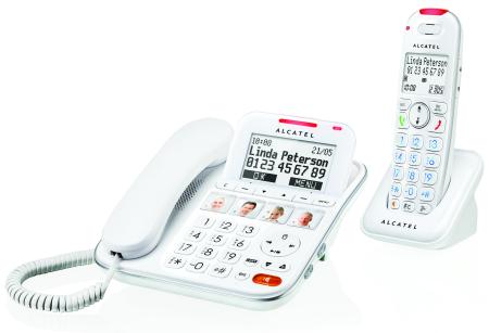 Alcatel XL650 Combo Voice