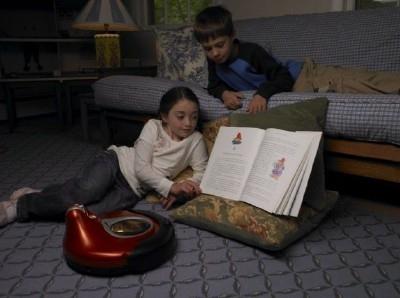 Lire une histoire à ses enfants même lorsqu'on est absent...