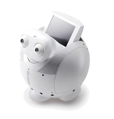 aprialpha robot d'assistance aux personnes âgées