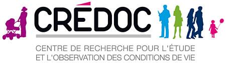 Logo Credoc