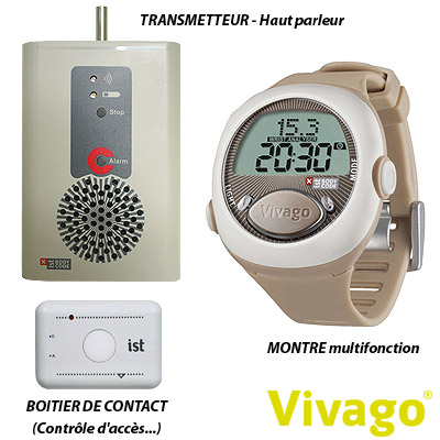Vivago transmetteur