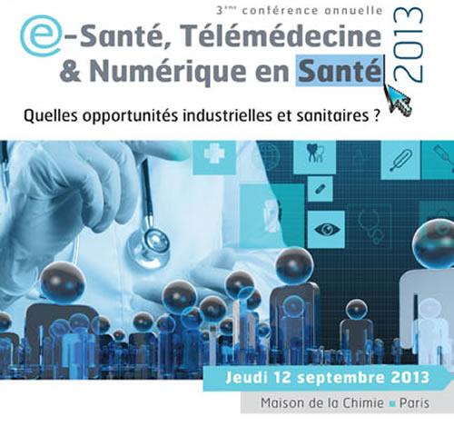 e-santé telemedecine et numerique en santé