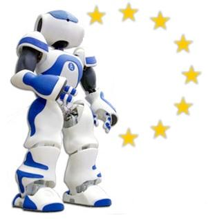 robots europe, personnes âgées