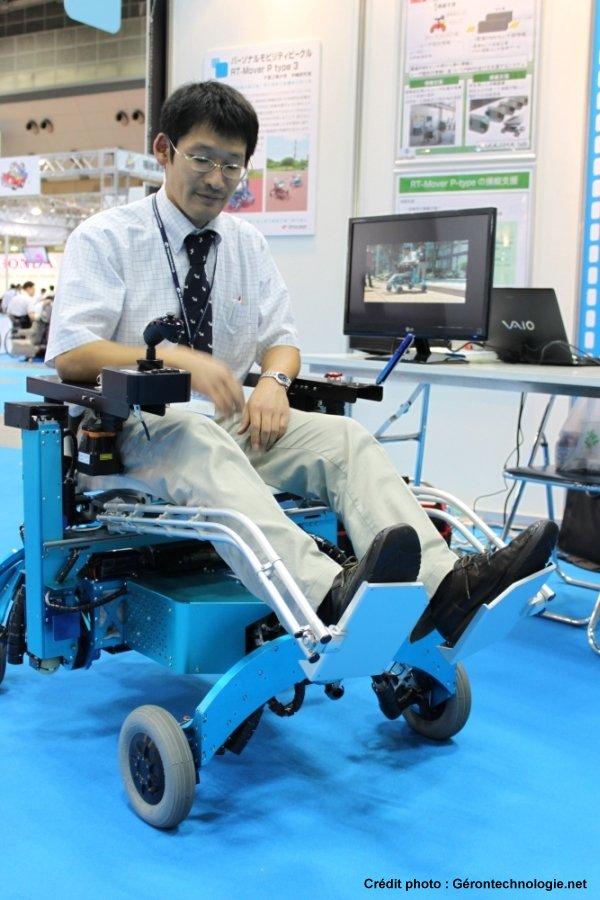 fauteuil roulant motorise
