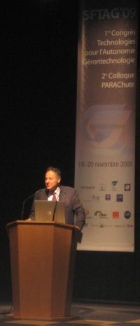 Introduction d'Alain FRANCO au congrès de la SFTAG
