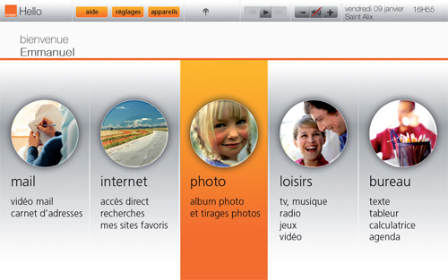 Hello de Orange, le Pack internet facile pour seniors et personnes âgées