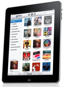 le nouvel iPad d'Apple