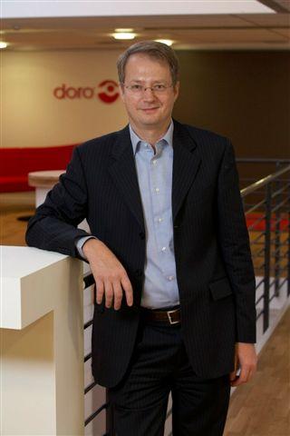 Jérôme Arnaud PDG de Doro