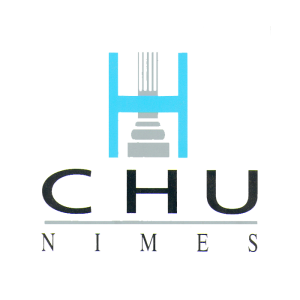 logo chu nimes