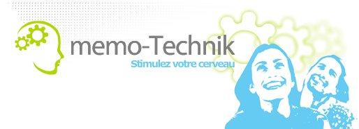 Programme d'entrainement memo-Technik