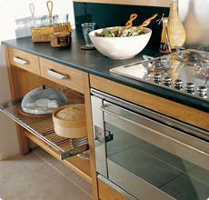 handicaps mobilit en cuisine silver economie. Black Bedroom Furniture Sets. Home Design Ideas