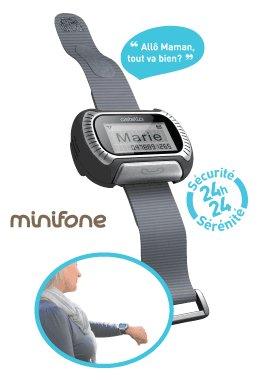 Pack Minifone d'Astélia pour personnes âgées