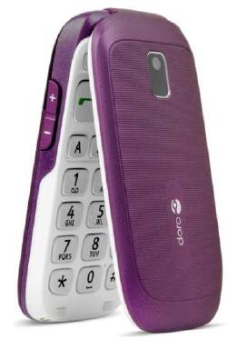 phoneeasy 612 violet