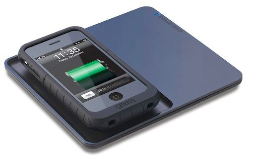 Chargeur à induction pour iphone
