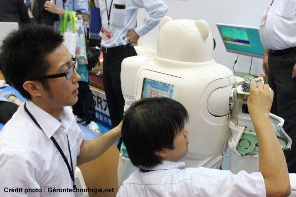 riba 2 robot professionnel