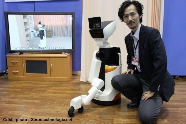 robot toyota assistance seniors