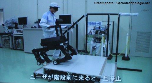 robot aide aveugle