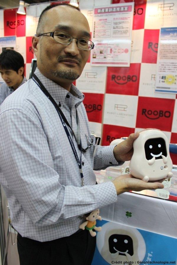 robot visio assistance hcr