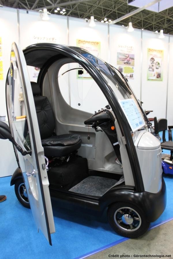 scooter electrique technologique