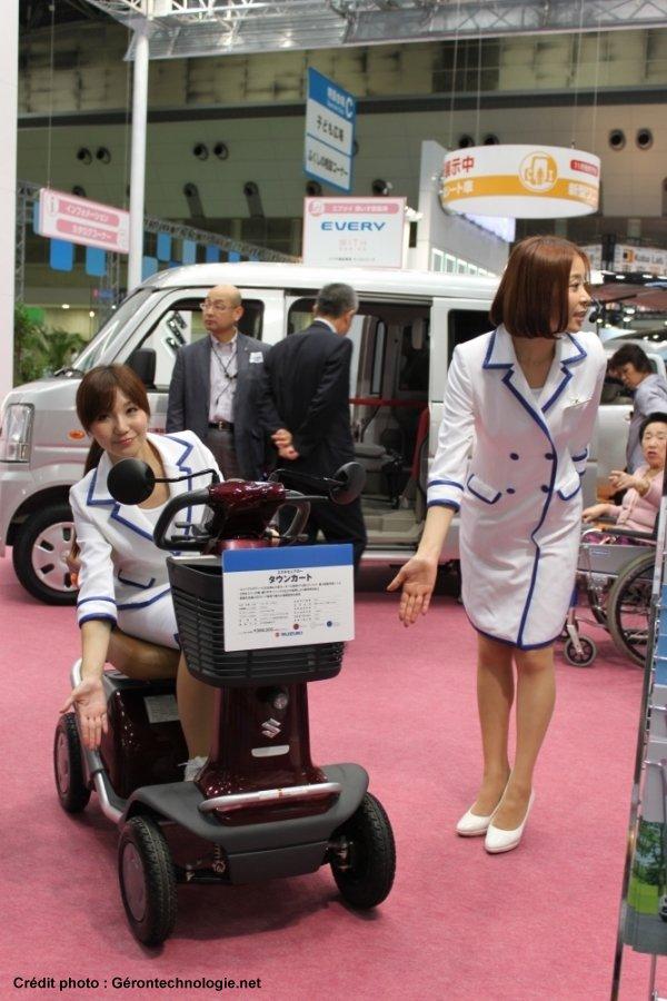 scooter electrique japon