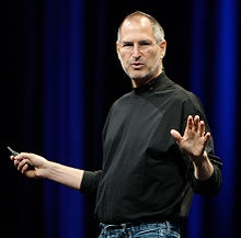 Steeve Jobs Apple - Source Wikipédia