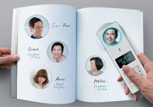 t l phone reconnaissance faciale gros boutons personnes g es s niors silver economie. Black Bedroom Furniture Sets. Home Design Ideas