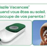 Bazile Télécom lance une nouvelle offre : Bazile Vacances