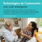 Grand angle du magazine TSA : Technologies de l'autonomie, une voie émergente
