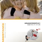 Catalogues 2011 des terminaux de téléassistance et systèmes de télégestion de Solem Electronique