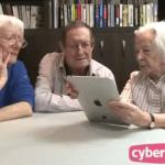 iPad, souris, wiimote, webcam : réactions de personnes âgées face à ces nouvelles technologies…
